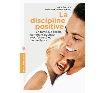livre de développement personnel : la discipline positive